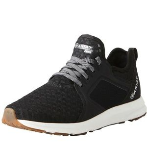 ARIAT fuse women's running shoes black